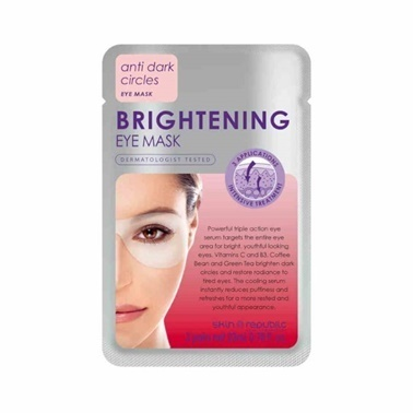 Skin Republic Skin Republic Brightening Eye Mask 3 Pairs 23ml Renksiz
